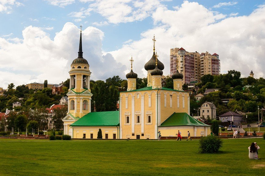 Успенская церковь, Воронеж