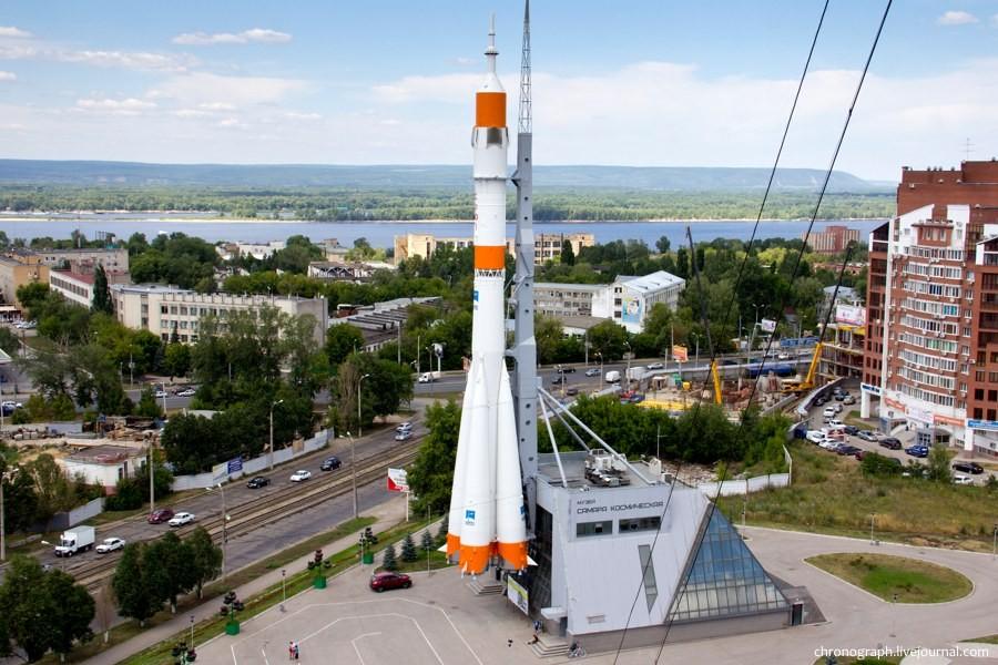 Музейно-выставочный центр «Самара космическая», Самара