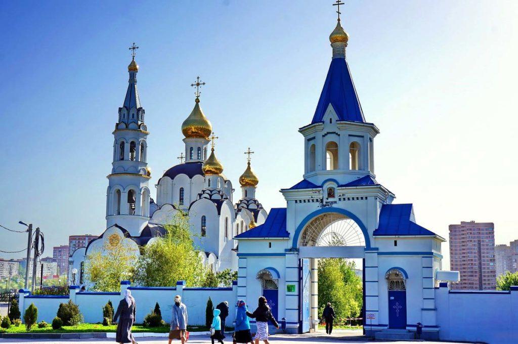 Свято-Иверский Женский Монастырь, Ростов-на-Дону