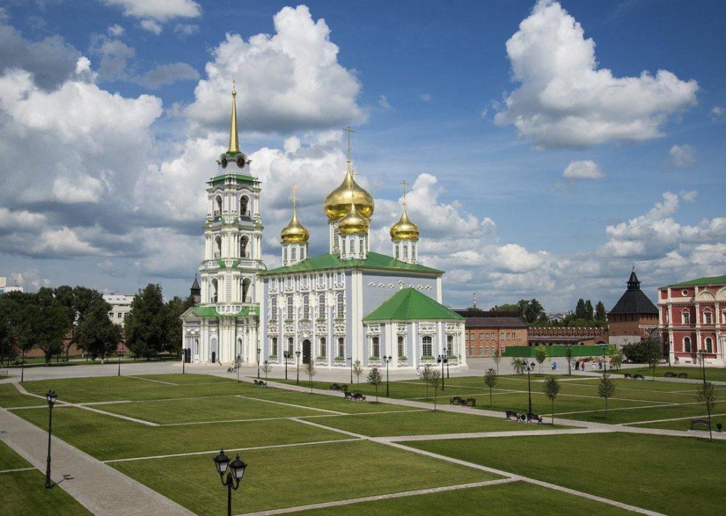 Успенский собор, Тула