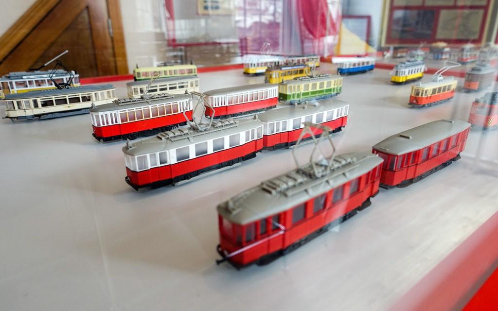 Музей трамваев, Коломна