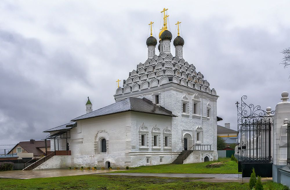 Церковь Николы на Посаде, Коломна