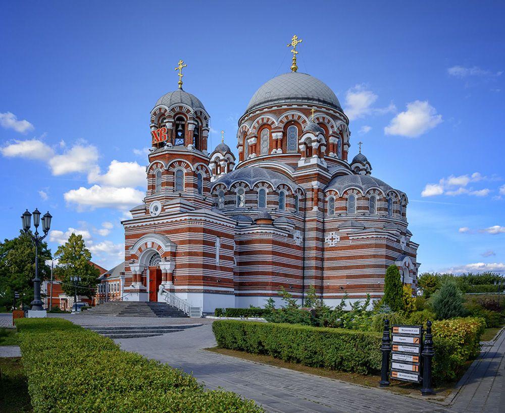 Церковь Пресвятой Троицы В Щурово, Коломна