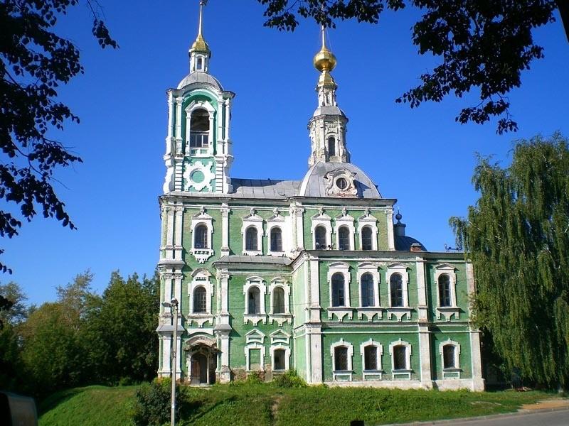 Никитская церковь, Владимир