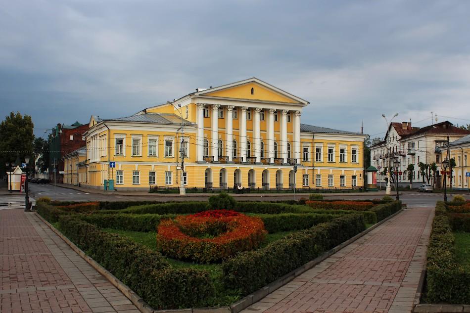 Дом Борщова, Кострома