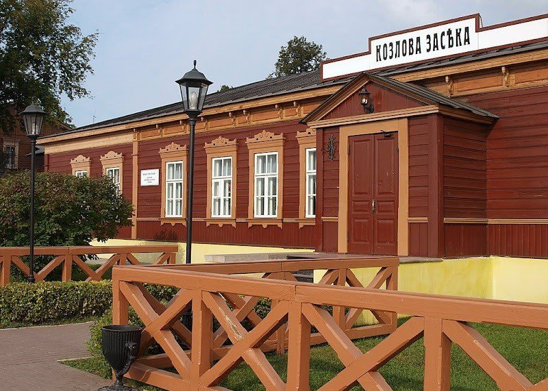 Станция-музей «Козлова Засека», Тула