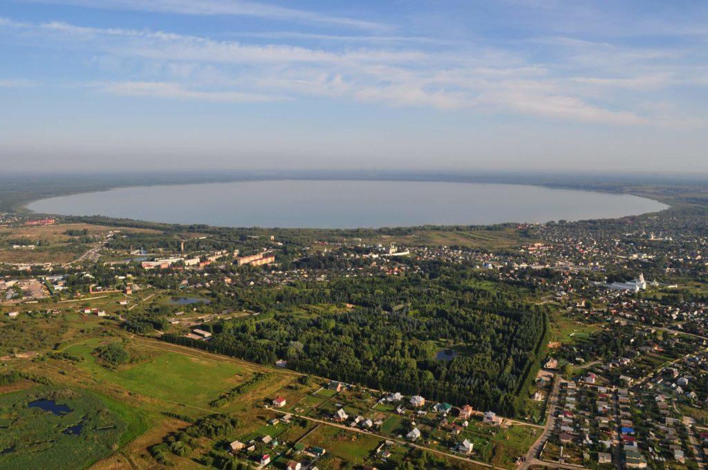 Национальный парк «Плещеево озеро», Переславль-Залесский