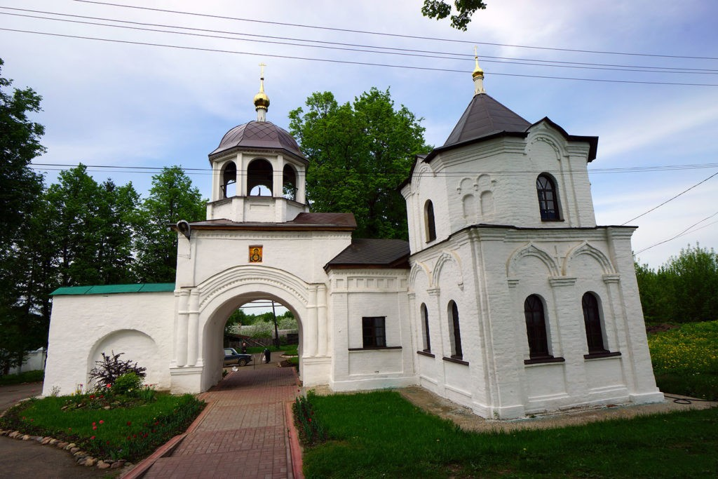 Феодоровский женский монастырь, Переславль-Залесский