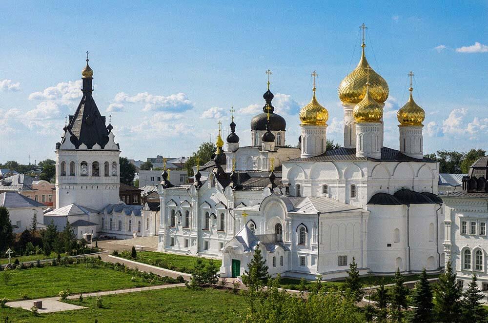 Богоявленско — Анастасиин женский монастырь, Кострома