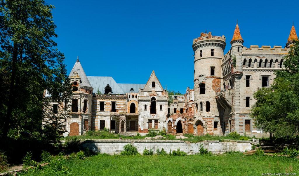 Усадьба Храповицкого в Муромцеве, Владимир