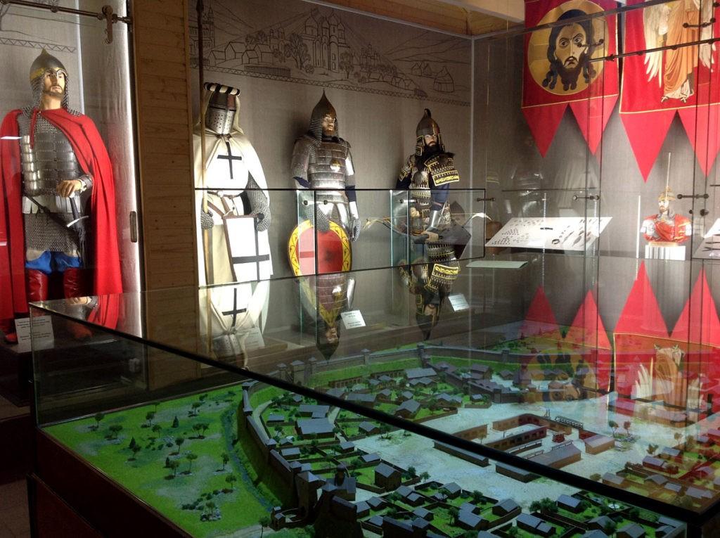 Музей Александра Невского, Переславль-Залесский