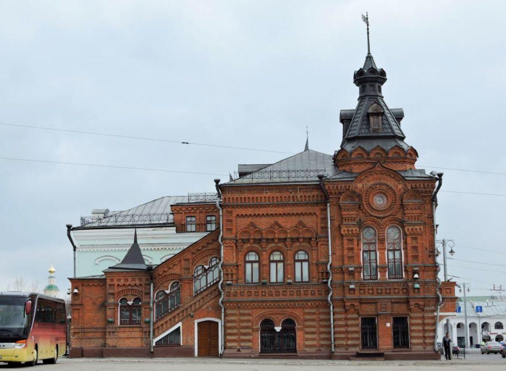 Здание городской думы, Владимир