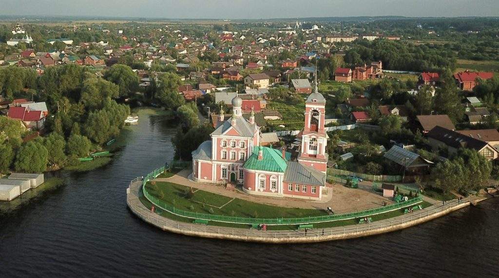 Церковь Сорока Мучеников Севастийских, Переславль-Залесский