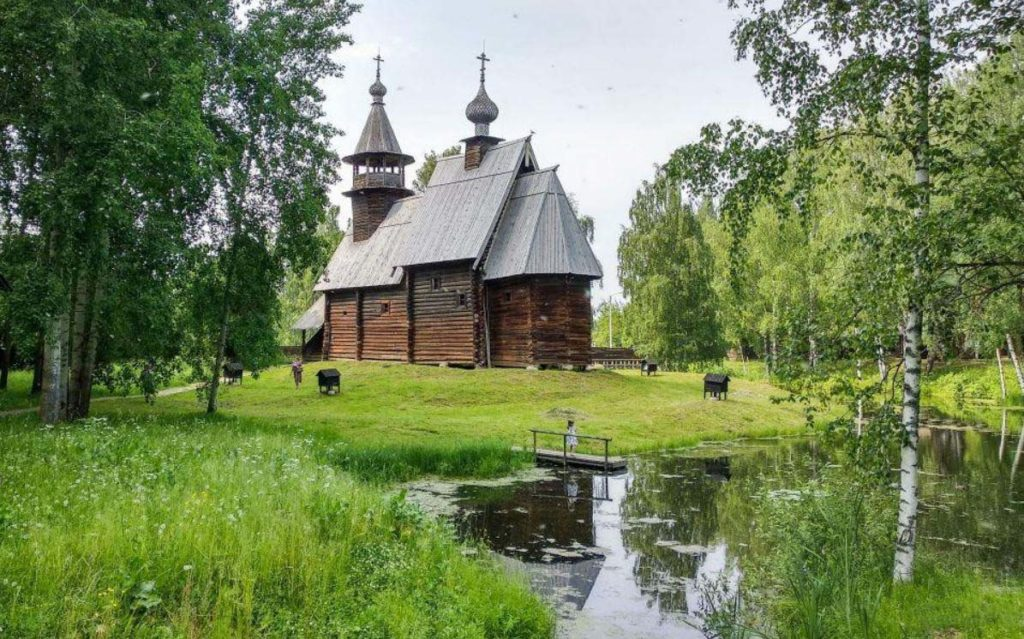 Музей-заповедник «Костромская слобода», Кострома
