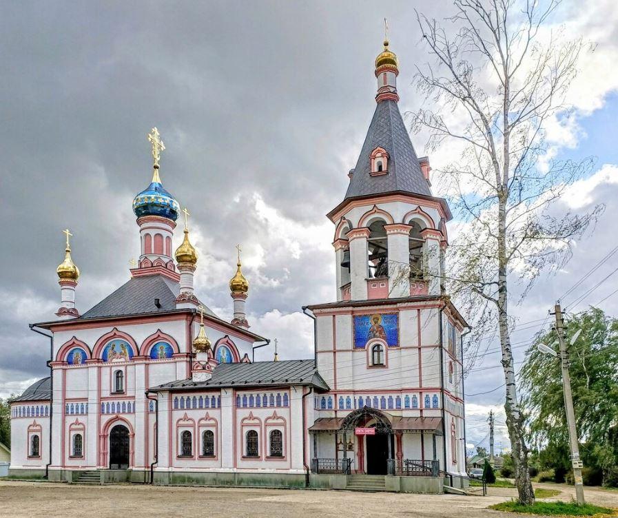 Знаменская Церковь, Переславль-Залесский