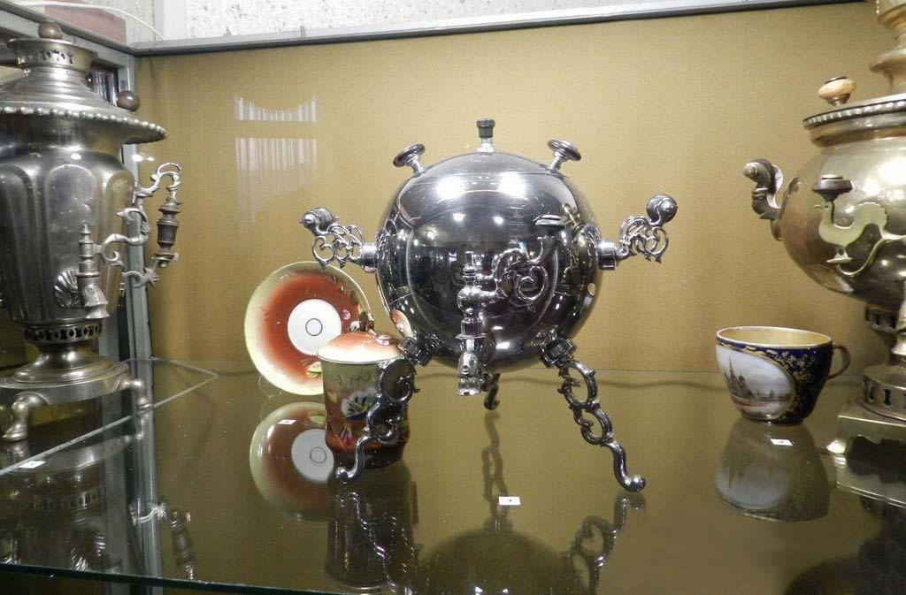 Музей «Тульские самовары», Тула