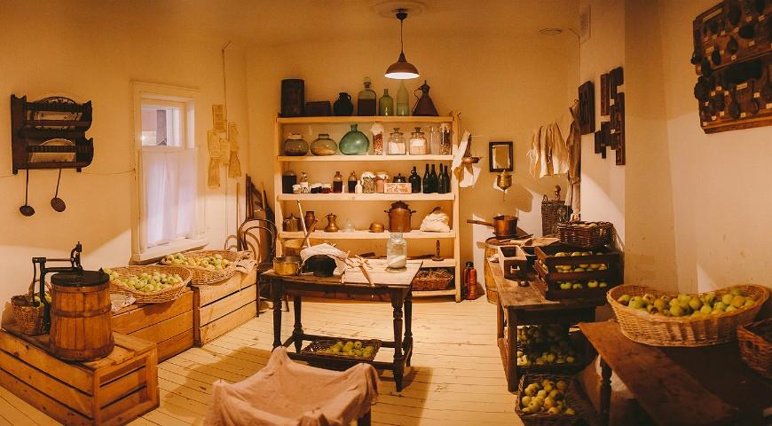 Музейная фабрика пастилы, Коломна