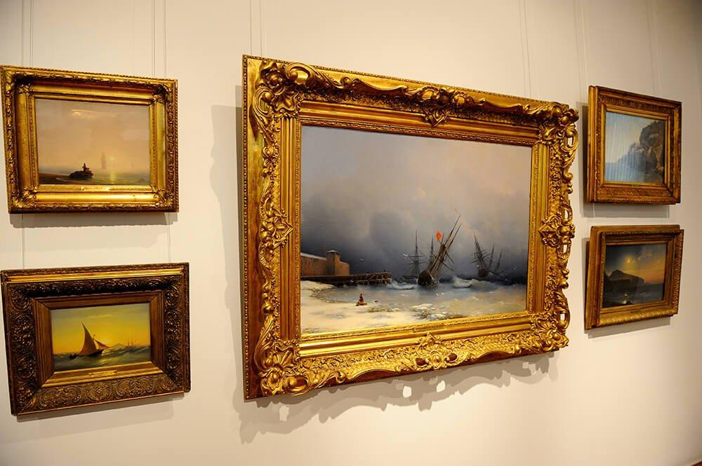 Тульский художественный музей, Тула