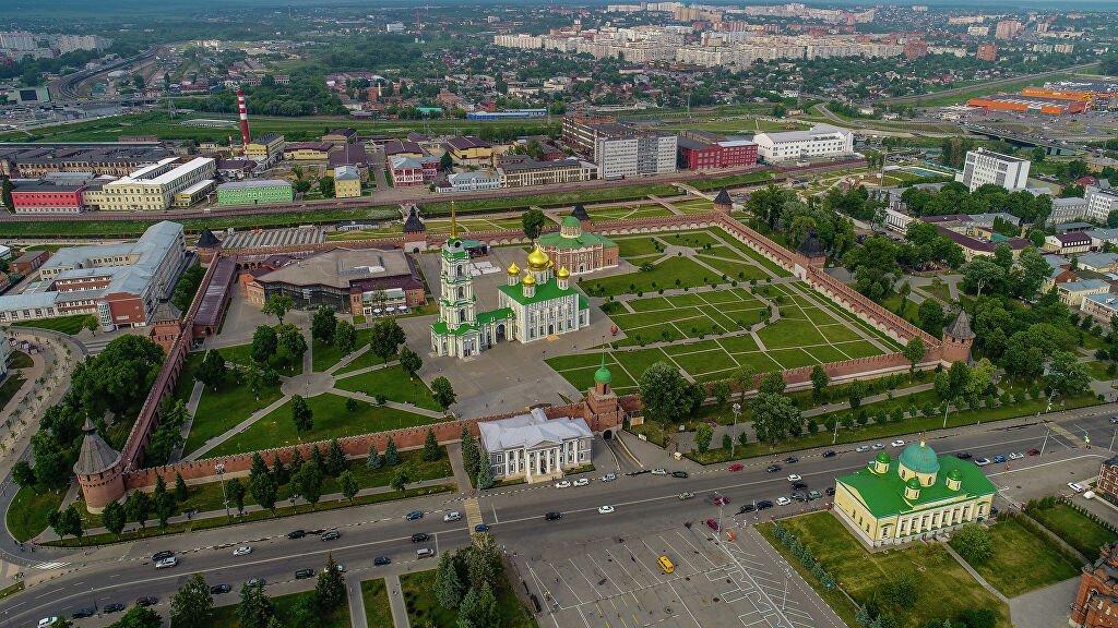Тульский кремль, Тула