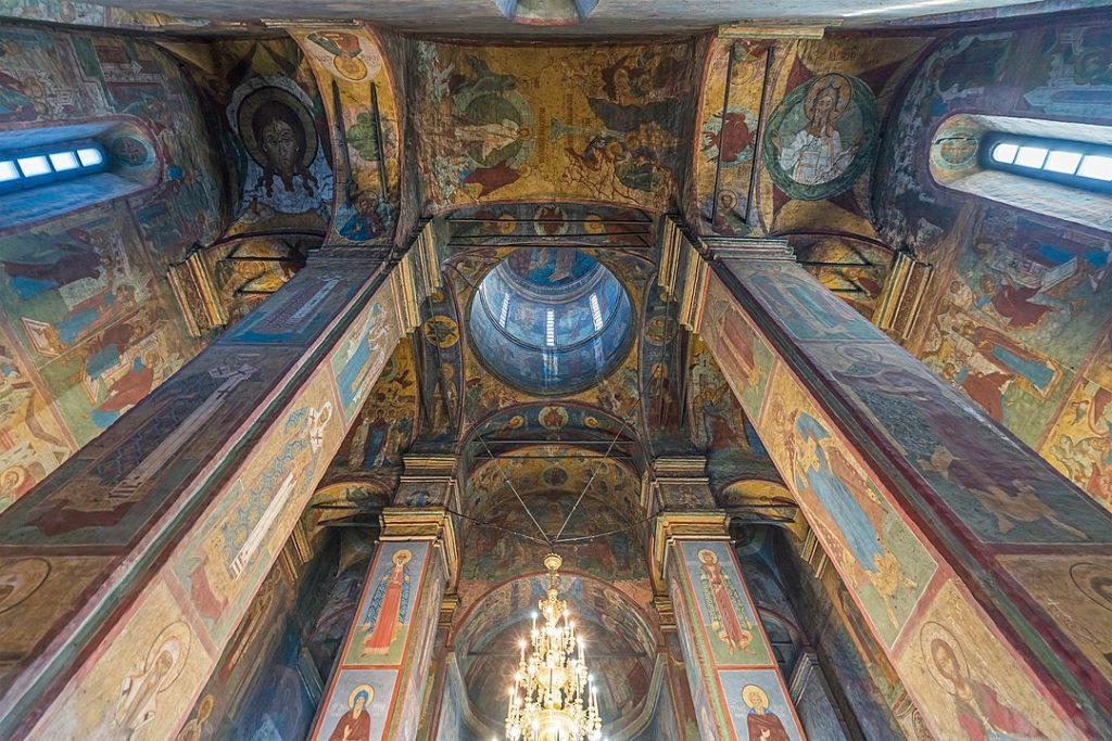 Свято-Успенский Княгинин женский монастырь, Владимир