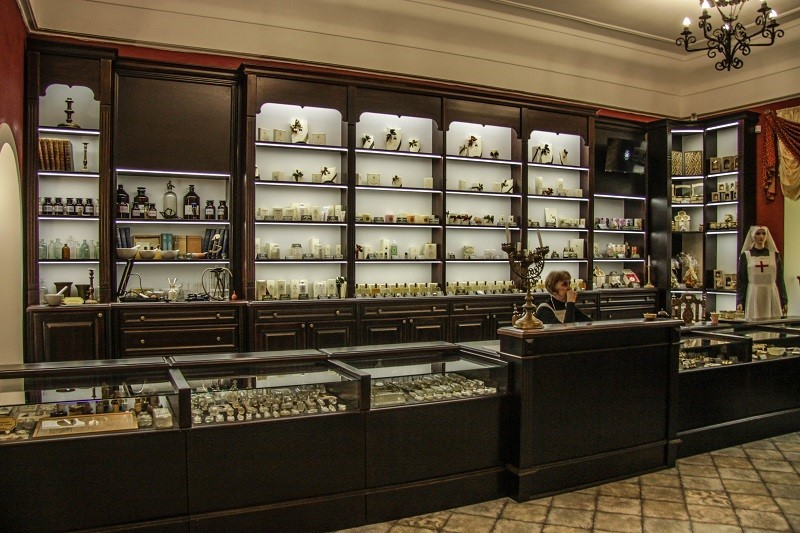Музей «Старая аптека», Владимир