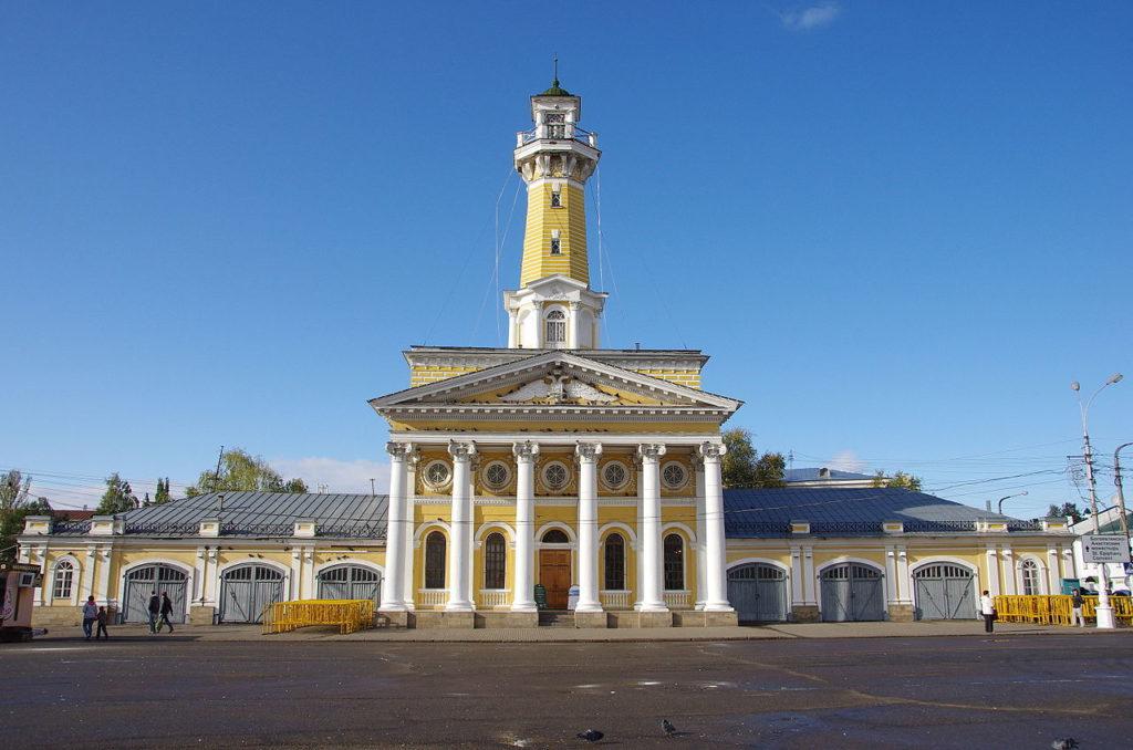 Пожарная каланча, Кострома