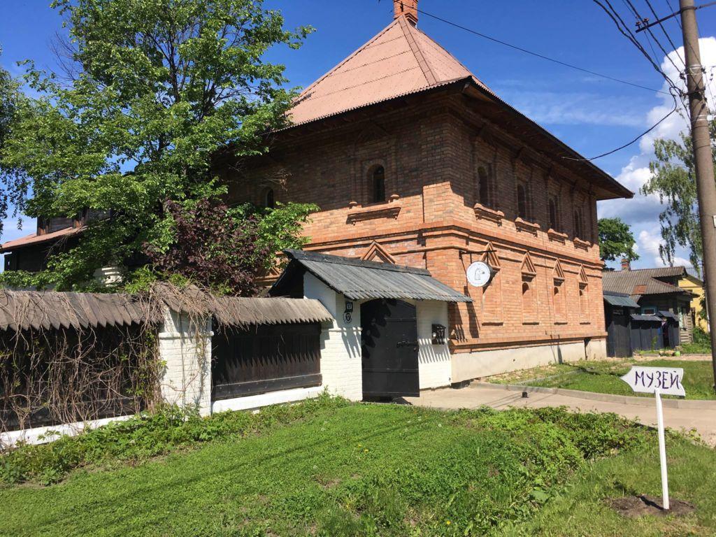 Музей крестьянского дизайна «Конь в пальто», Переславль-Залесский