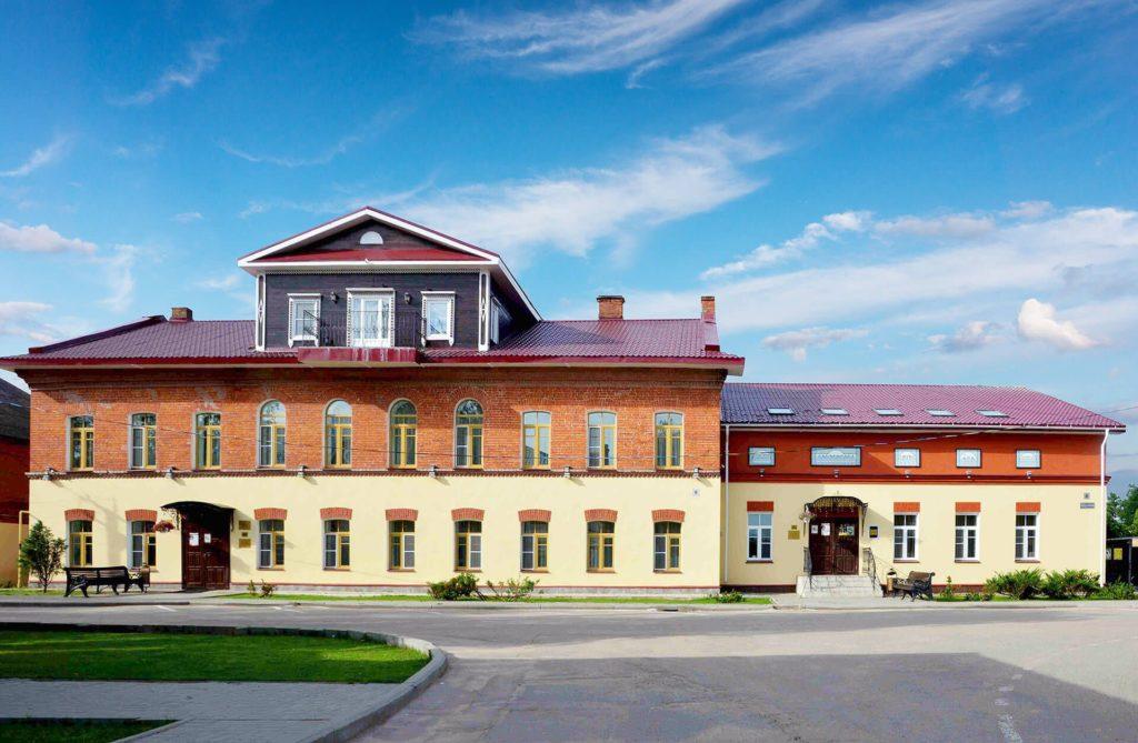 Гостиница-музей «Вятское», село Вятское