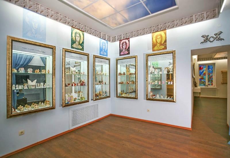 Музей «Дом ангелов», село Вятское