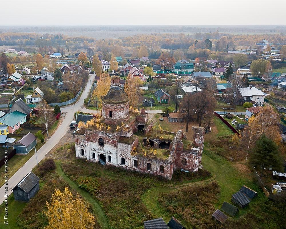 Церковь Успения Пресвятой Богородицы, село Вятское