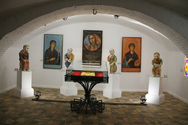 Музей возвращенной Святыни, село Вятское