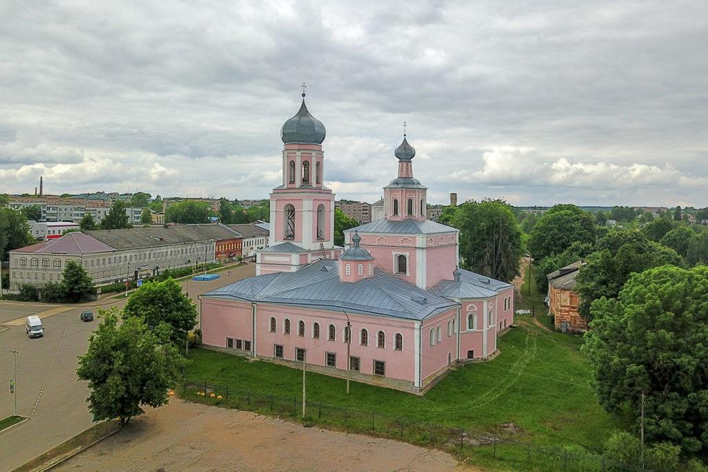 Троицкий собор, Валдай