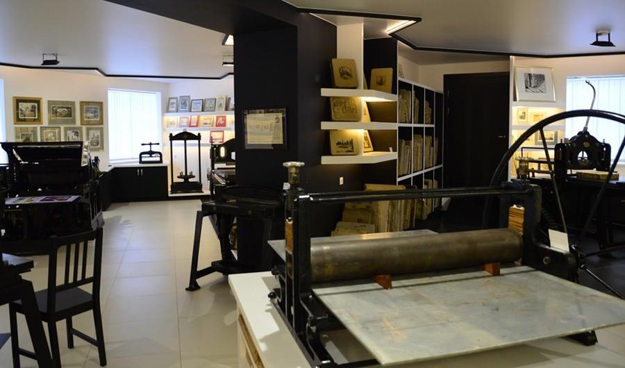 Музей истории печатного дела, село Вятское