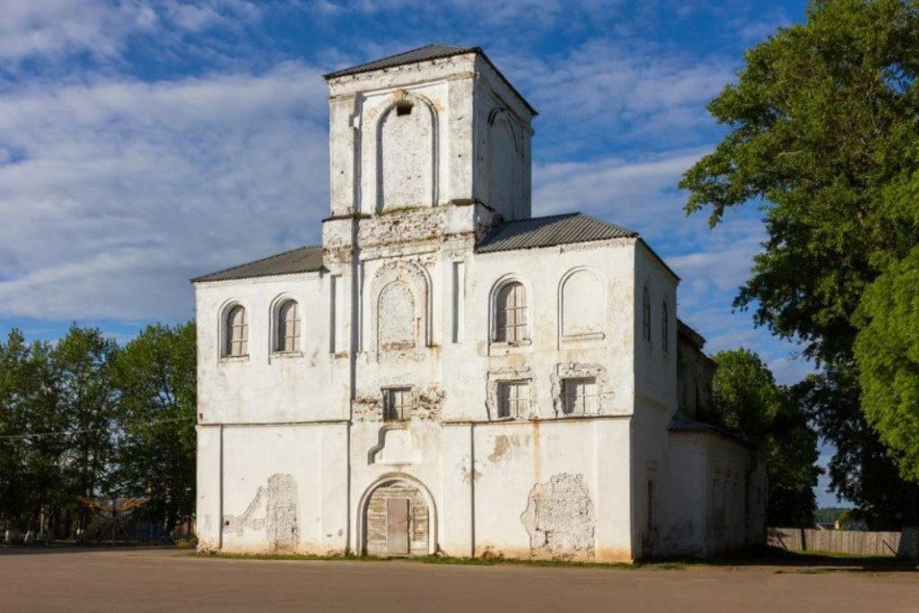 Введенская церковь, Валдай