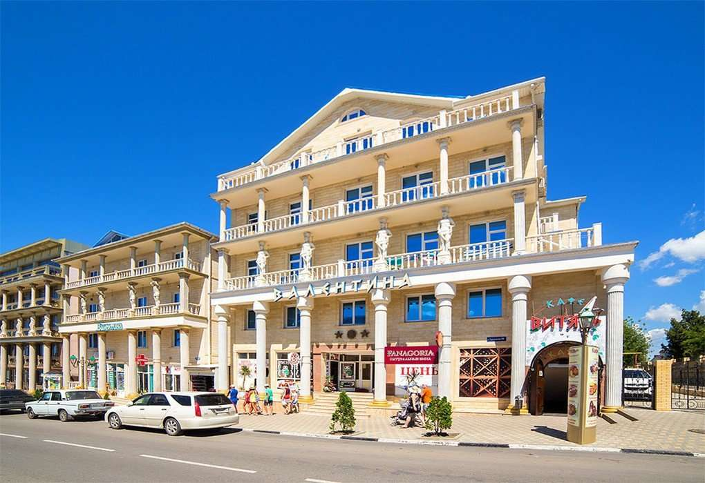 Черноморская улица