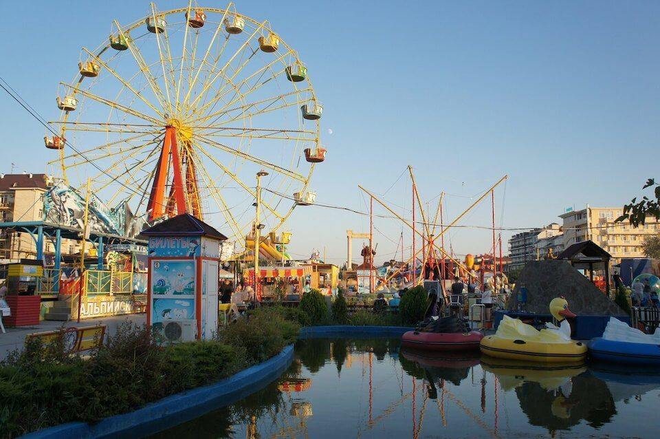 Парк развлечений «Византия»