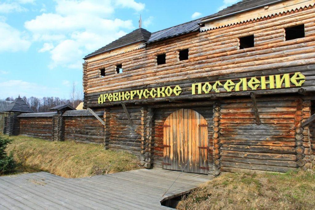 Музей «Русское подворье», посёлок Тасинский