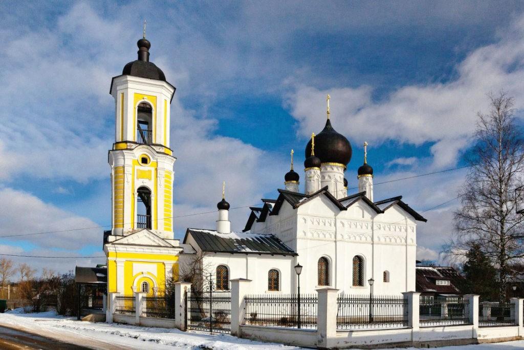 Церковь Николая Чудотворца, Старая Русса