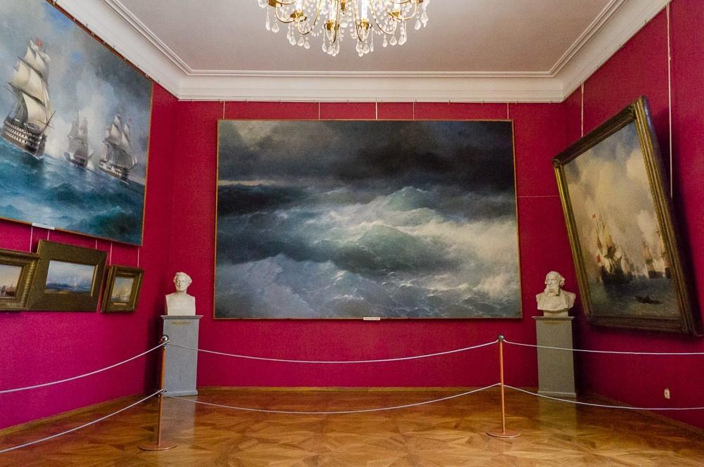 Картинная галерея Айвазовского, Феодосия
