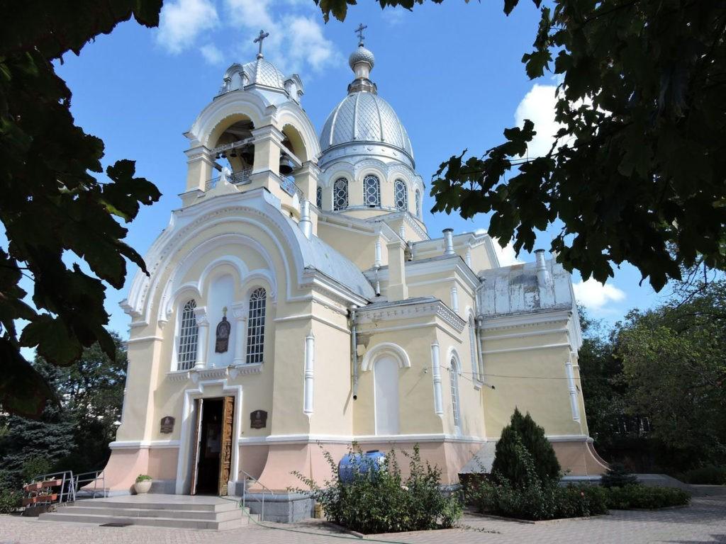 Собор Казанской иконы Божией Матери, Феодосия