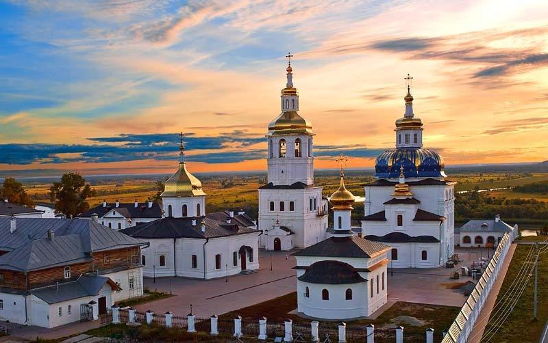 Абалакский Знаменский монастырь, Тобольск
