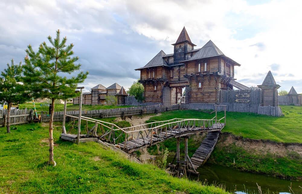 Туристский комплекс «Абалак», Тобольск