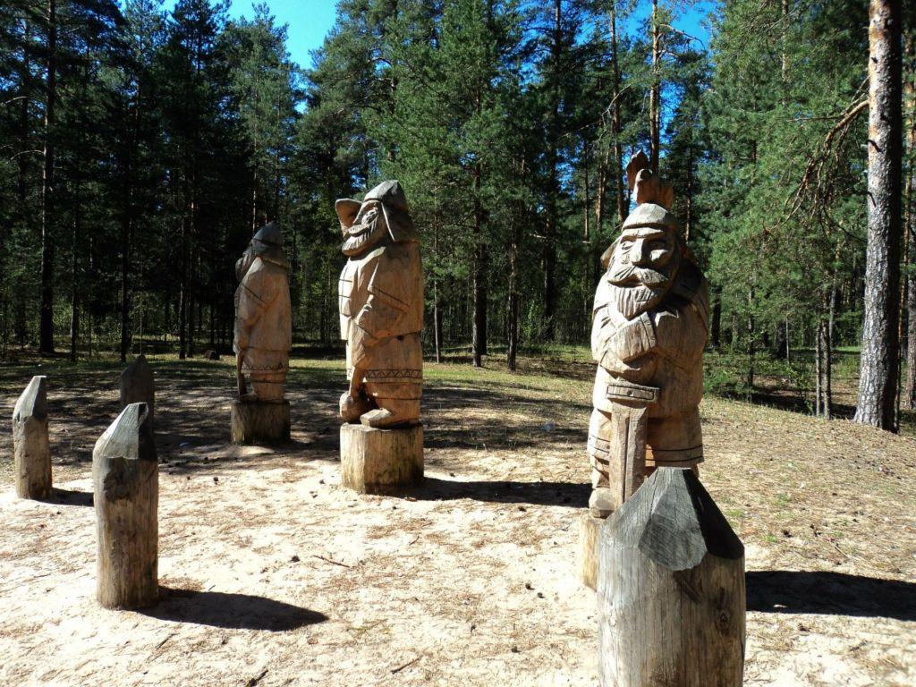Парк «Сказка», Гусь-Хрустальный