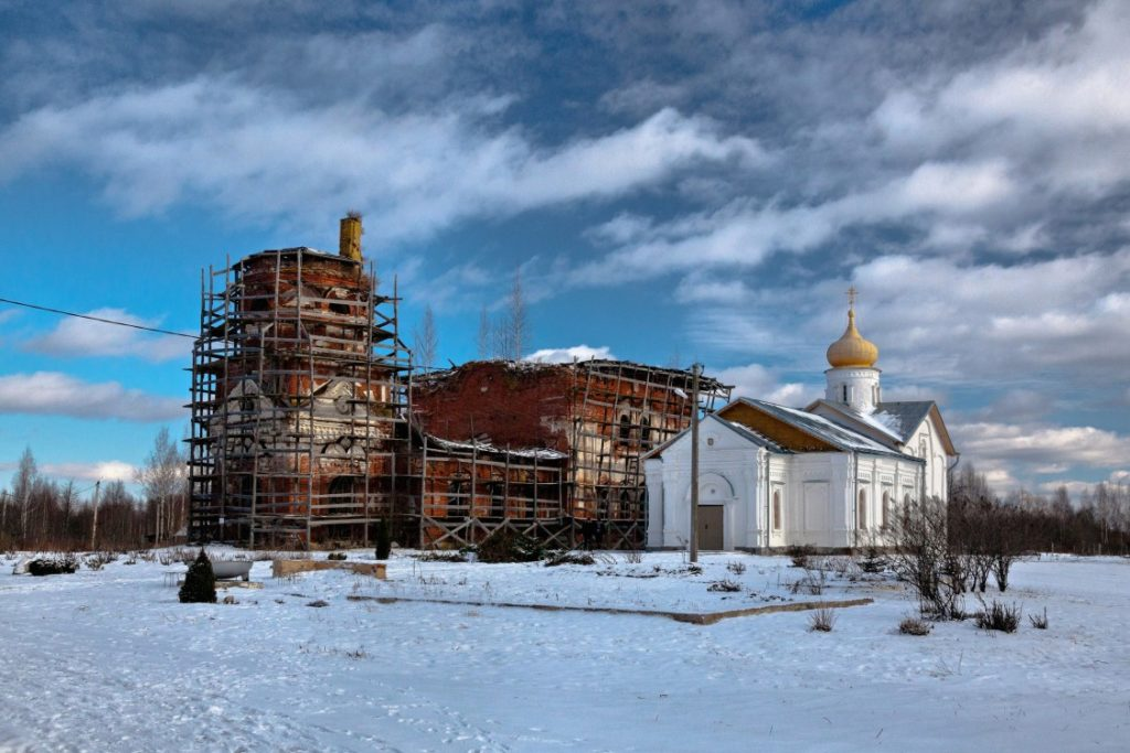 Никольский Косинский монастырь