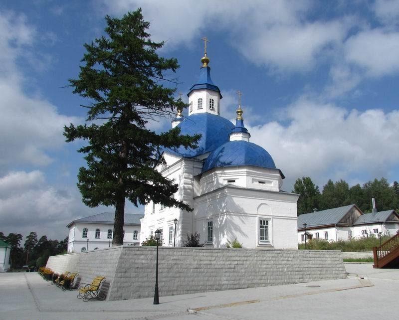 Иоанно-Введенский монастырь, Тобольск