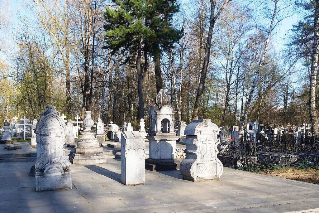 Завальное кладбище, Тобольск