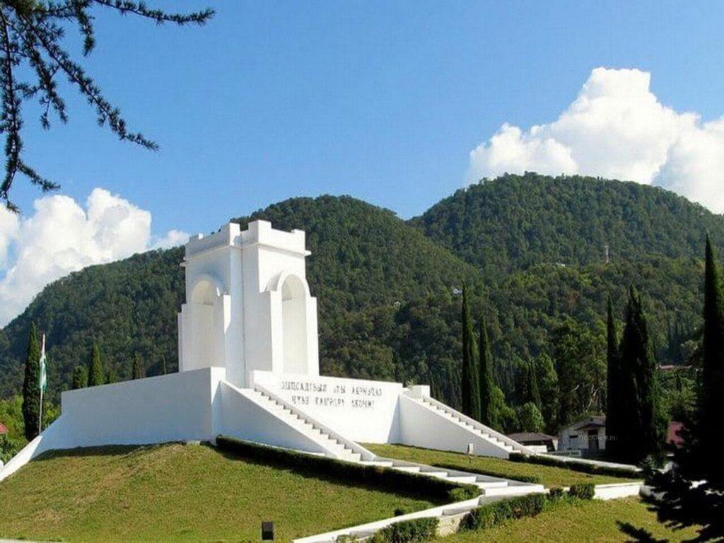 Мемориальный музей боевой славы, Новый Афон