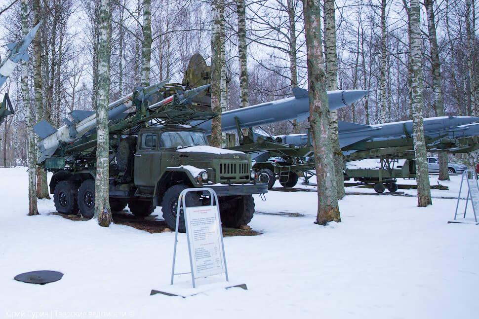 Музей истории Ржевского корпуса ПВО, Ржев
