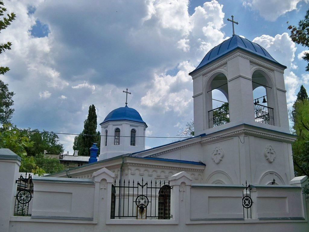 Введенская церковь, Феодосия