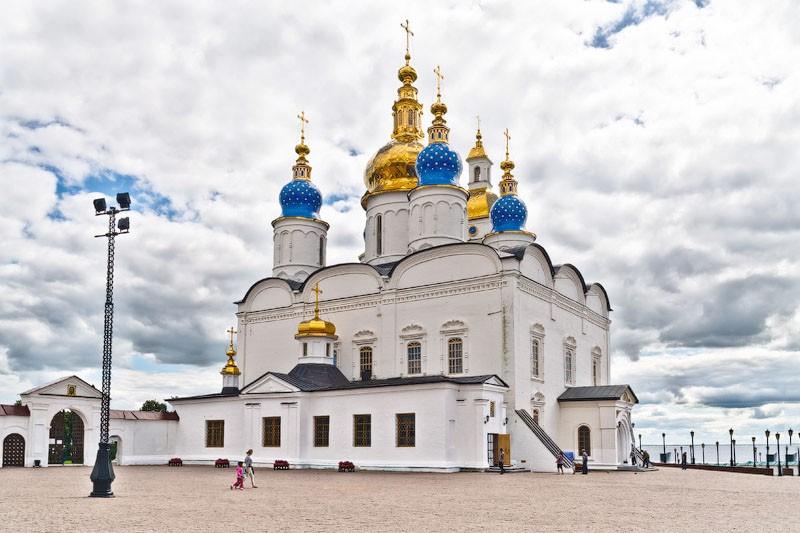 Софийско-Успенский собор, Тобольск